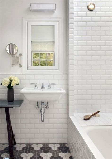 Small Black And White Bathroom by 30 Black And White Bathroom Tiles In A Small Bathroom