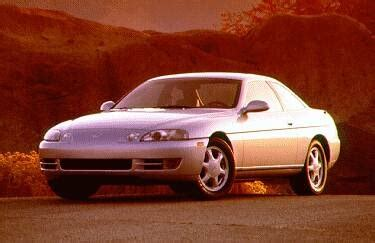 kelley blue book classic cars 1993 lexus sc security system 1995 lexus sc pricing ratings expert review kelley blue book