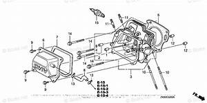 Honda Gx200 Parts Diagram