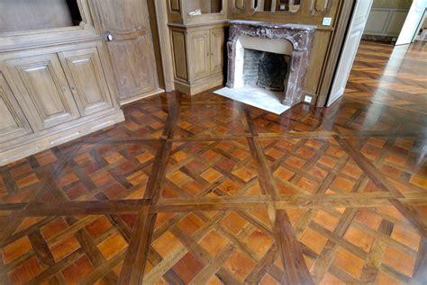 cherry wood flooring uk atelier des granges parquet polishing done 899