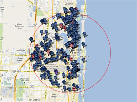 map of where offenders can florida offender search interactive map before