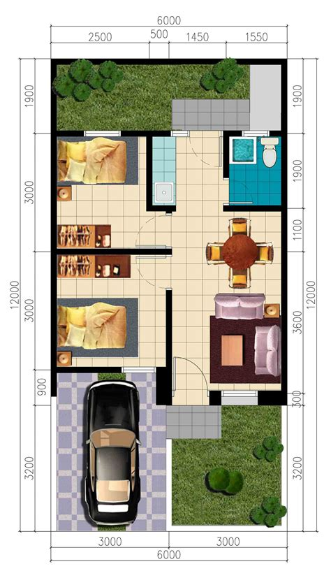desain rumah minimalis type  terbaru  mampu memberi