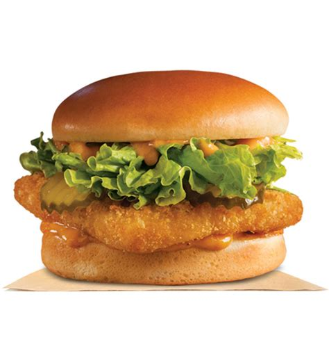 gray living bk 39 s big fish sandwich gets a touch spicy houston chronicle