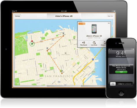 how to find my friends lost iphone ios 6 features you might missed