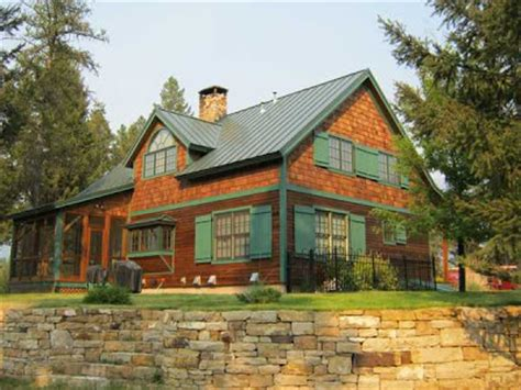 cnw specialties cedar house stained  sikkens srd