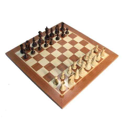 mahogany chess set chess set small mahogany and beech chess set with storage box 3945