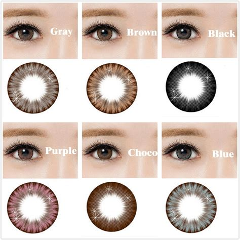 cosmetic color contacts cosmetic colored contact lenses for