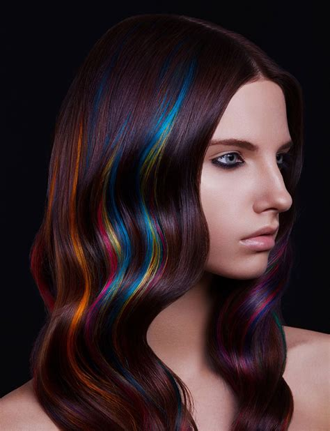 Colourplay Colorful Hair Editorial Hair Colors Ideas