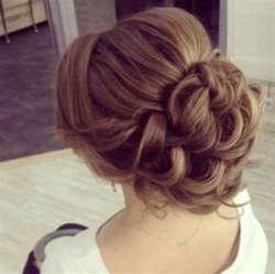 Bridesmaid Updo Hairstyles Long Hair