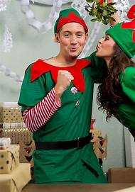holiday elf costume adult - Diy Christmas Costumes