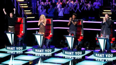 the voice the blind auditions premiere the voice season 6 premiere recap shakira s sass and
