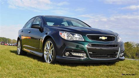 2015 Chevrolet Ss Review