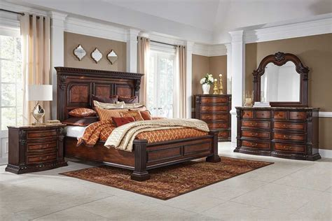 Hello Bedroom Set At Badcock by Grand Estate 5 Pc King Bedroom Badcock More