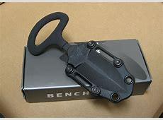Benchmade Knives 175 Adamas CBK Push Dagger Review