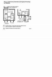 Honeywell Ra89a Wiring Schematic