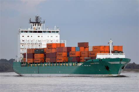 Nachrichten und informationen auf einen blick. Containerschiff Christopher Heimathafen St. Johns IMO ...