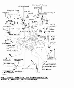 2003-2006 Lexus Ls430  Oem Service And Repair Manual