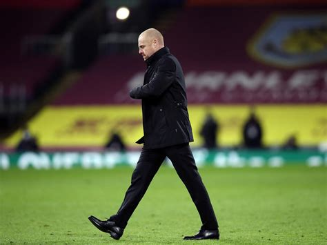 Burnley boss Sean Dyche pleased with performance in defeat ...