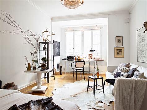 decoration interieur scandinave un charmant studio scandinave frenchy fancy