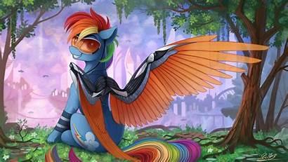 Mlp Yakovlev Vad Dash Rainbow Pony Deviantart
