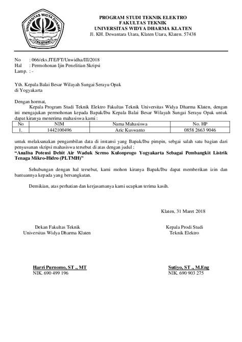 surat permohonan pengambilan data skripsi rudi