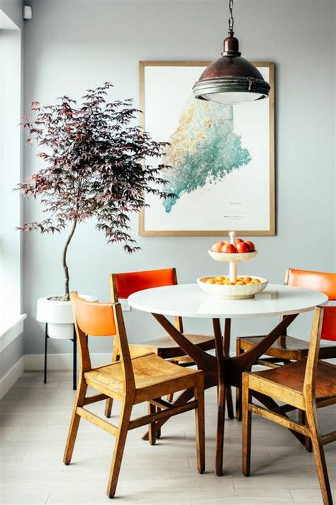 decorate  maps dining room colors breakfast