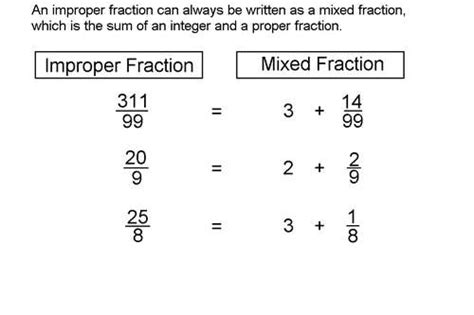 Shareware Blog How Do You Convert Mixed Numbers Into Improper Fractions