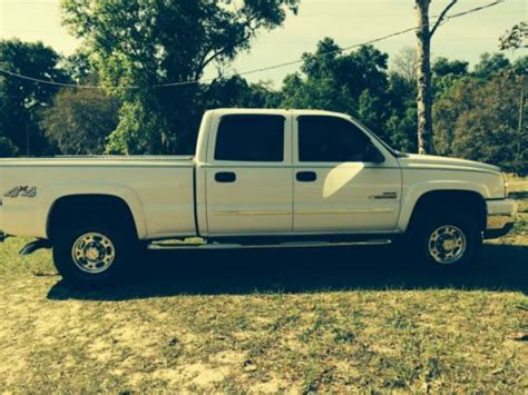 old car manuals online 2003 chevrolet silverado 2500 head up display buy used 2003 chevy duramax hd 6 6l turbo diesel in bushnell florida united states