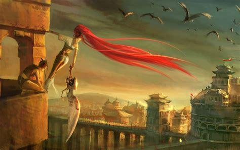 Heavenly Sword Hd Game Wallpapers