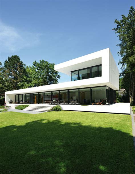 Moderne Häuser by Moderne H 228 User Architekten Spiekermann