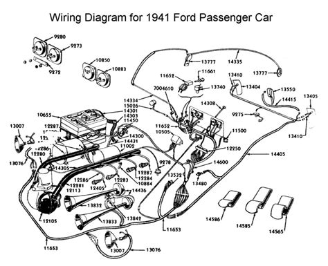1946 Dodge Wiring Diagram by Need Wiring Diagram For 41 Ford Harness The