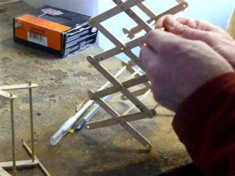 build your own tv lift a scissor lift