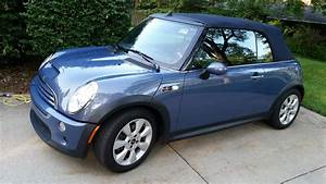 Fs   2005 Mini Cooper S Convertible