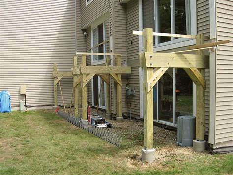porch and deck repair and installation jpn carpentry