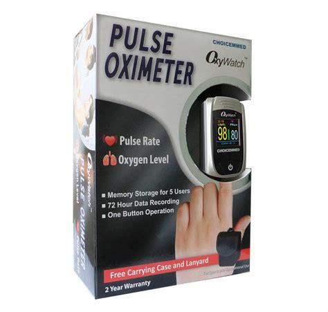 Choicemmed FDA CE FingerTip Pulse Oximeter Monitor Blood