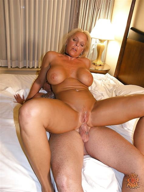 Anal Pounding Of Marvelous Big Tits Mature Babe Alexis