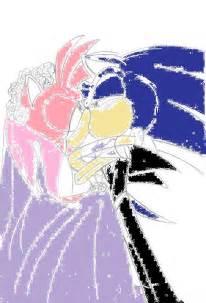 Sonic and Amy Wedding