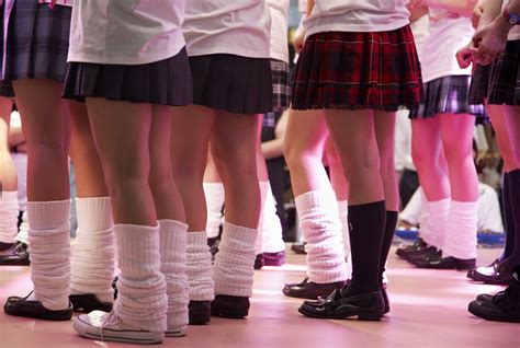 'unladylike' Schoolgirls Banned From Wearing Skirts At