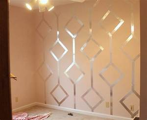 metal wall designs foter With what kind of paint to use on kitchen cabinets for washi tape wall art diy