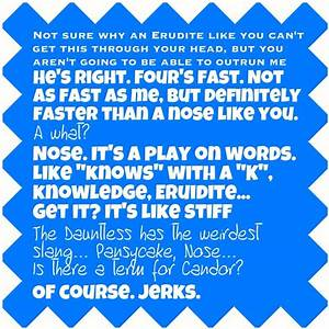 Uriah Divergent... Uriah Quotes