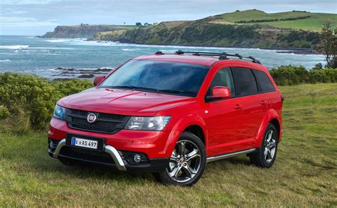 fiat freemont 2015 fiat freemont crossroad v6 review caradvice