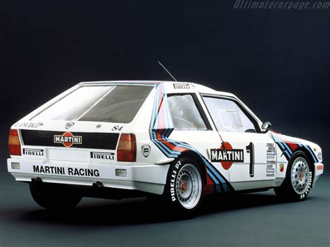 Lancia Delta S4 Group B High Resolution Image 3 Of 4