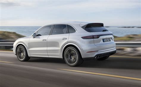 Porsche Considering Coupe Version Of Cayenne To Take On Bmw X6