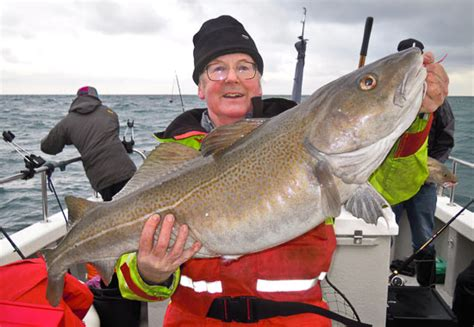 How To Fish For Cod From A Boat by Winter Cod Fishing How To Catch Big Cod In Winter