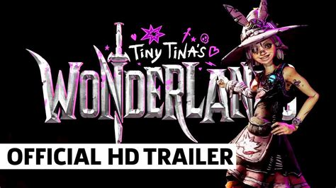 Tina Tiny's Wonderlands World Premiere Trailer   Summer ...