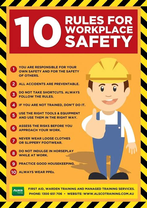 Image result for workplace safety tips 2018 | Workplace ...
