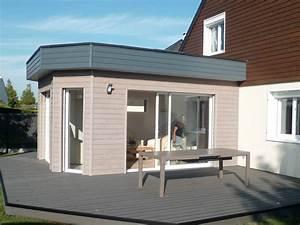 Agrandir Une Maison : agrandir sa maison l 39 extension bois roger extension bois ~ Melissatoandfro.com Idées de Décoration