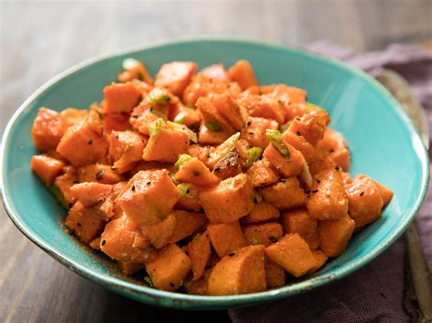sweet potatoe recipes 14 sweet potato recipes for thanksgiving that are just sweet enough serious eats
