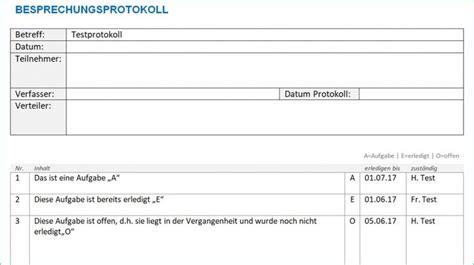 protokoll vorlage word protokolle kennt jeder sie haben