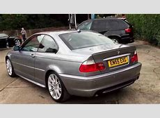 2005 BMW 320D M SPORT COUPE YouTube